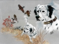 canine-birds-flying-julie-woods-art