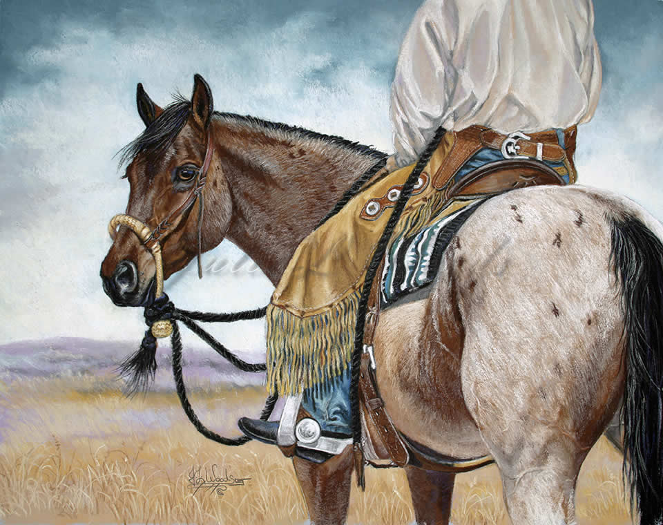 Cowboy-Horse